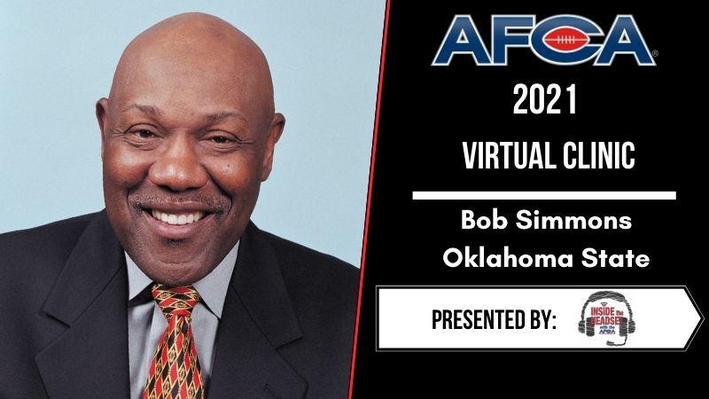 Bob Simmons Agenda Photo